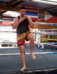 Darren - Muay Thai