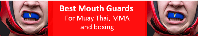 Best muay thai mouth guard