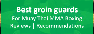 Best groin guards Muay Thai MMA