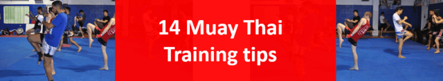 Muay Thai beginner training tips