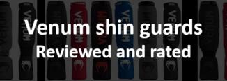Best Venum shin guards review