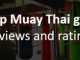 Cheap Muay Thai gloves